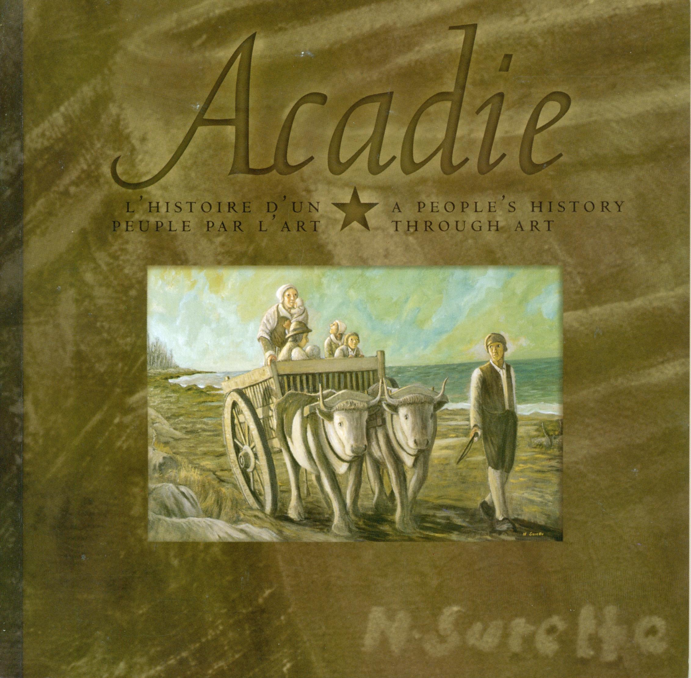 Acadie - N. Surette