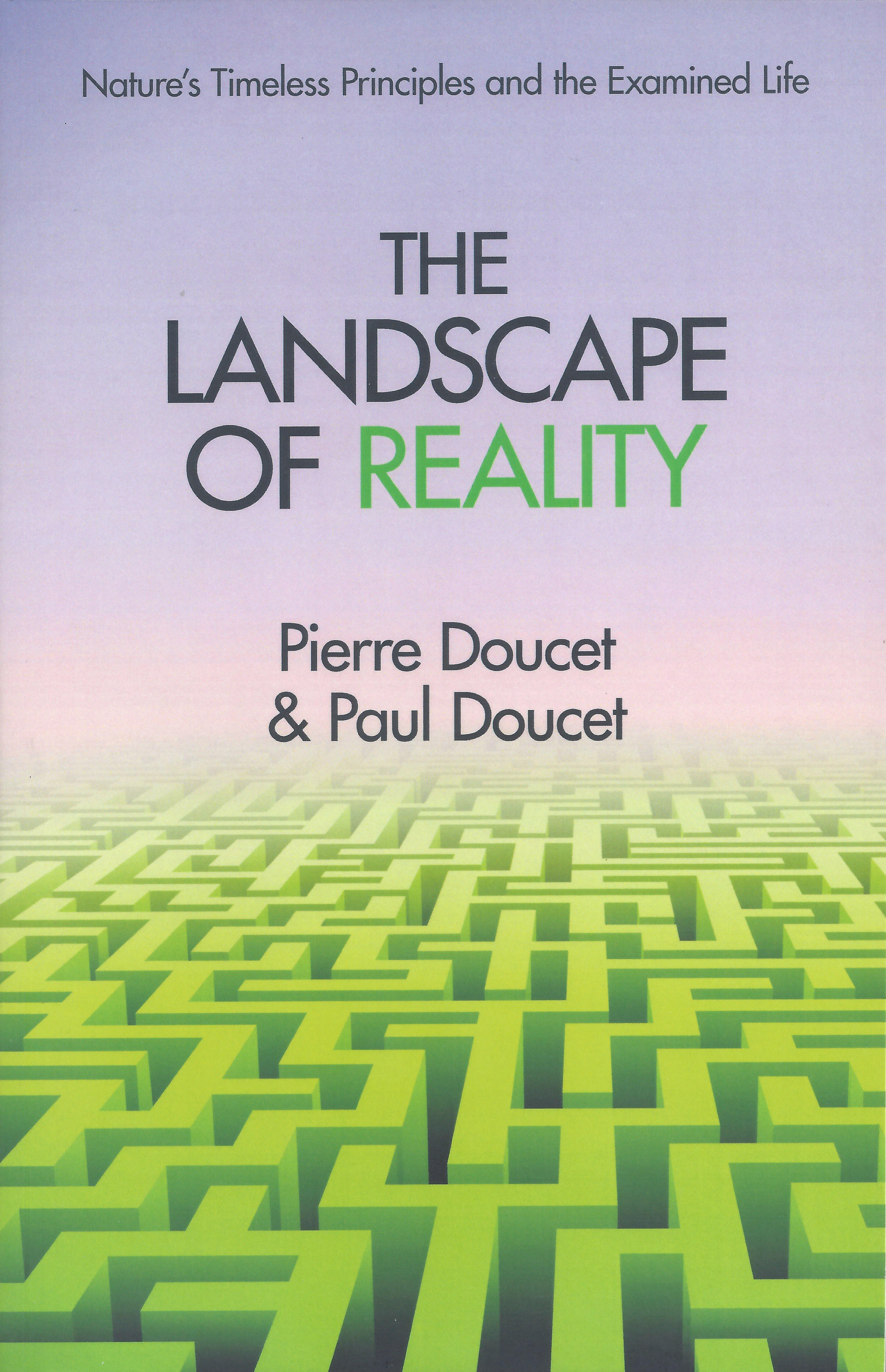 Landscape of Reality