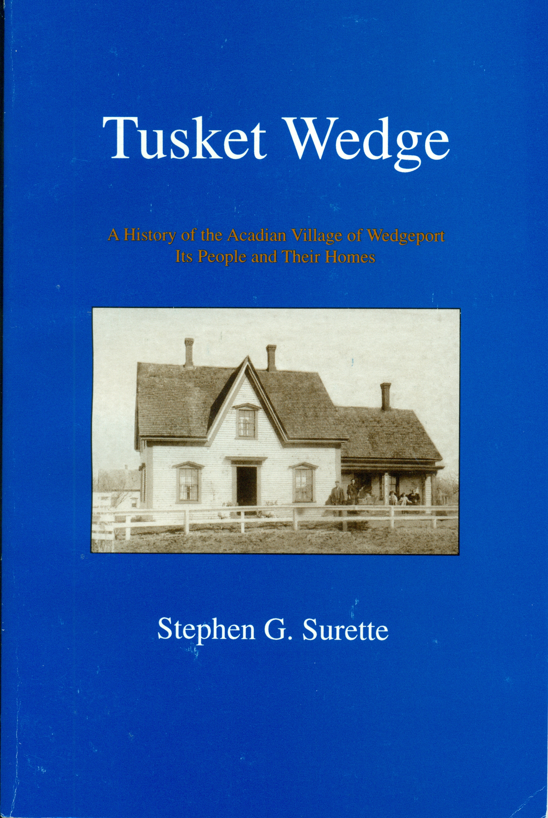Tusket Wedge